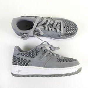 Nike Gray Kids Air Force 1 X215668